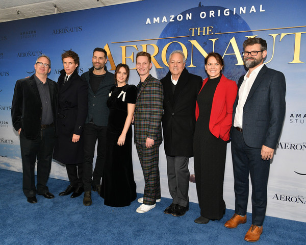 """The Aeronauts"" New York Premiere"