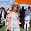 Julie Sarinana The Tenth Annual Veuve Clicquot Polo Classic - VIP