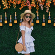 Julie Sarinana The Tenth Annual Veuve Clicquot Polo Classic - Arrivals