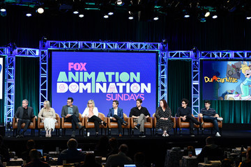 Julie Scully 2019 Summer TCA Press Tour - Day 16