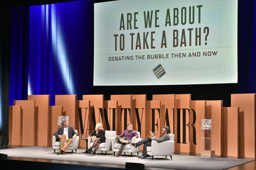 Julie Wainwright Stewart Butterfield Vanity Fair New Establishment Summit - Day 1