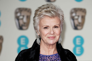 Julie Walters EE British Academy Film Awards After Party Dinner - Red Carpet Arrivals