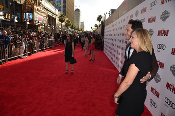 Julie Yaeger Premiere of Marvel's 'Ant-Man' - Red Carpet