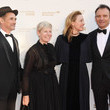 Juliet Rylance The Old Vic Bicentenary Ball - Red Carpet Arrivals