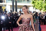 Natasha Poly - All the Breathtaking Looks From the 2016 Cannes Film Festival