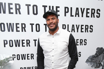 Julius Thomas The Players' Tribune Hosts Players' Night Out 2018