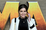 """Imogen Thomas attends the """"Jumanji: The Next Level"""" UK Film Premiere at BFI Southbank on December 05, 2019 in London, England."""