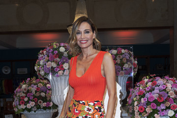 Juncal Rivero Celebrities Attends 'Boudoir' New Collection Presentation By Ion Fiz