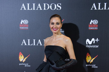 Juncal Rivero 'Allied' (Aliados) Madrid Premiere