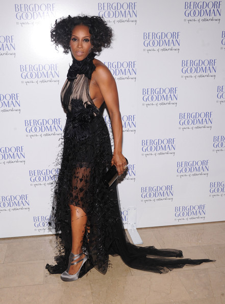 June Ambrose - Bergdorf Goodman Celebrates It's 111th Anniversary At The Plaza In New York City - Arrivals