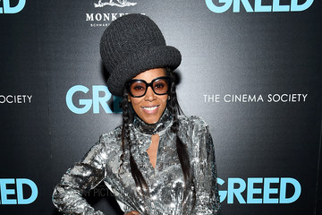 "June Ambrose Sony Pictures Classics & The Cinema Society Host A Special Screening Of ""Greed"""