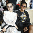 June Ambrose Bibhu Mohapatra - Front Row & Backstage - September 2021 - New York Fashion Week: The Shows