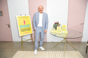 """Paul Scheer attend June Diane Raphael celebrates new book """"Represent The Woman's Guide To Running For Office And Changing The World"""" at The Jane Club on September 04, 2019 in Los Angeles, California."""