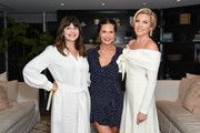 Casey Wilson and June Diane Raphael Photos Photo