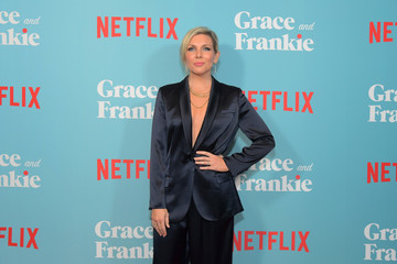 "June Diane Raphael Netflix Presents A Special Screening Of ""GRACE AND FRANKIE"" - Season 6"