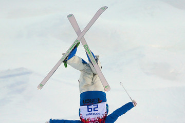 Jung-Hwa Seo Freestyle Skiing - Winter Olympics Day 1