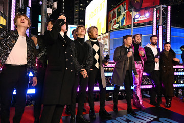 Jungkook Dick Clark's New Year's Rockin' Eve With Ryan Seacrest 2020