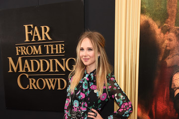 Juno Temple 'Far From The Madding Crowd' New York Special Screening