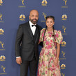 Juno Wright 70th Emmy Awards - Arrivals