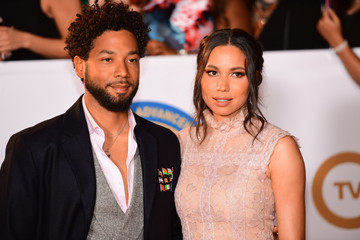 Jussie Smollett 48th NAACP Image Awards - Arrivals