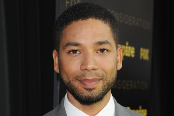 Jussie Smollett Arrivals at the 'Empire' ATAS Academy Event