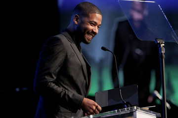 Jussie Smollett Global Green USA Honors Bishop Desmond Tutu, Performing Artist Prince Ea and Others At 19th Annual Millennium Awards