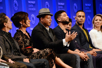 Jussie Smollett The Paley Center For Media's 33rd Annual PaleyFest Los Angeles - 'Empire' - Inside