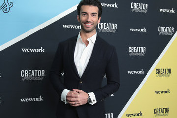 Justin Baldoni WeWork Presents Creator Awards Global Finals at the Theater at Madison Square Garden - Arrivals