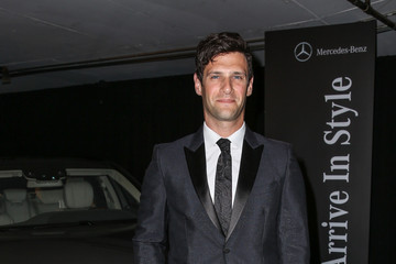 Justin Bartha Mercedes-Benz Arrivals At The Art Of Elysium's 7th Annual HEAVEN Gala