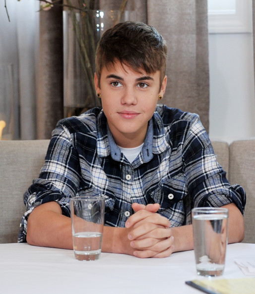 Exclusive Interviews Pictures More: Justin Bieber In Justin Bieber Exclusive Interview With
