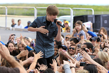 Awesome Justin Bieber Concert Photos