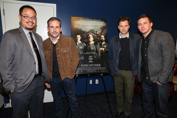 Justin Chang 'Foxcatcher' Screening in Hollywood