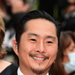 Justin Chon 'Invisible Demons' Red Carpet - The 74th Annual Cannes Film Festival