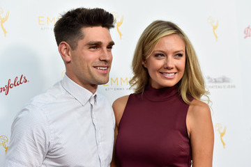 Justin Gaston Melissa Ordway Television Academy Hosts Cocktail Reception To Celebrate Daytime Programming Peer Group