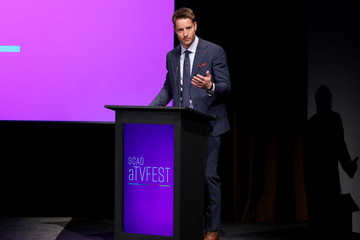 """Justin Hartley SCAD aTVfest 2020 - """"Prodigal Son"""" With Tom Payne Discovery Award, Actor Presentation"""