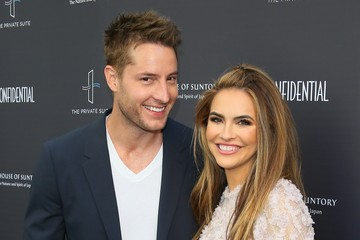 Justin Hartley Chrishell Stause Los Angeles Confidential Magazine Impact Awards