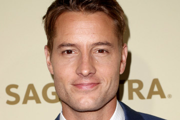 Justin Hartley The Hollywood Reporter And SAG-AFTRA Inaugural Emmy Nominees Night Presented By American Airlines, Breguet, And Dacor - Arrivals