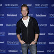 Justin Hartley SCAD aTVfest x Entertainment Weekly Party - Elevate At W Atlanta Midtown