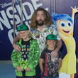 Justin Lee Collins 'Inside Out' - UK Gala Screening - Red Carpet Arrivals