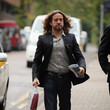 Justin Lee Collins Justin Lee Collins Arrives For His Harassment Court Case