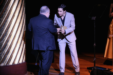 Justin Long The 30th Annual Lucille Lortel Awards - Show