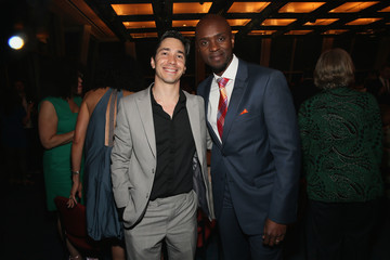 Justin Long The 30th Annual Lucille Lortel Awards - After Party