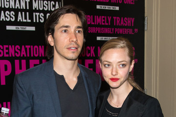 Justin Long 'Hedwig and the Angry Inch' Opening Night