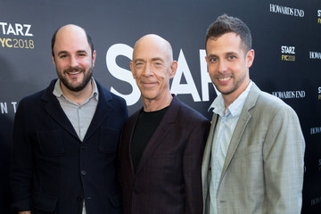Justin Marks Jordan Horowitz For Your Consideration Event For Starz's 'Counterpart' And 'Howards End' - Arrivals