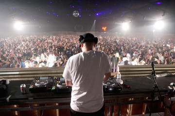 Justin Martin 2016 Coachella Valley Music and Arts Festival - Weekend 1 - Day 2