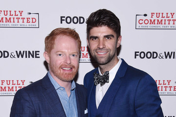 """Justin Mikita FOOD & WINE and Jesse Tyler Ferguson Celebrate """"Fully Committed"""""""