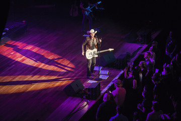 Justin Moore Justin Moore With Travis Denning & Tyler Rich In Concert - Nashville, Tennessee