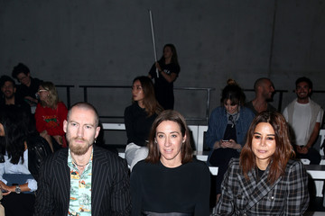 Justin O'Shea Zambesi - Front Row - Mercedes-Benz Fashion Week Australia 2017