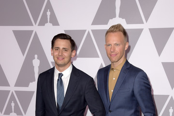 Justin Paul 90th Annual Academy Awards Nominee Luncheon - Arrivals