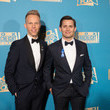 Justin Paul Fox Searchlight And 20th Century Fox Host Oscars Post-Party - Arrivals
